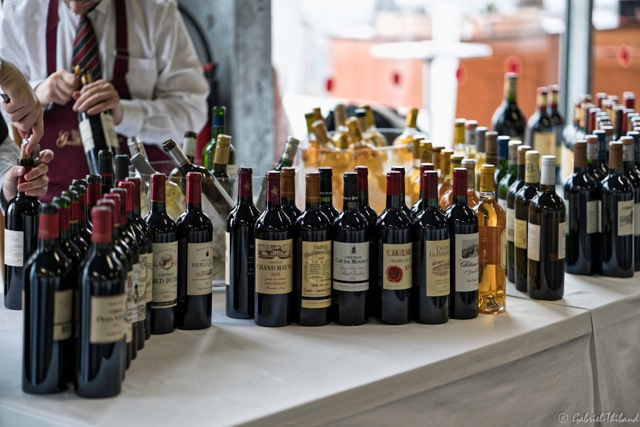 A weekend of famous Bordeaux grand cru wines – dr