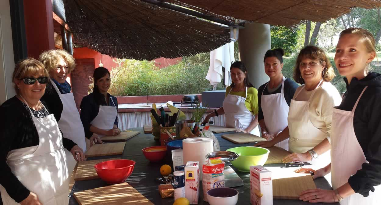 Cuisinez en Provence avec Gilles Conchy © Gilles Conchy