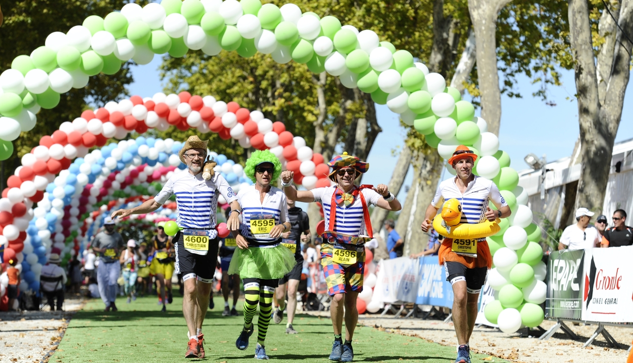 Un marathon aux allures de carnaval © Mainguy
