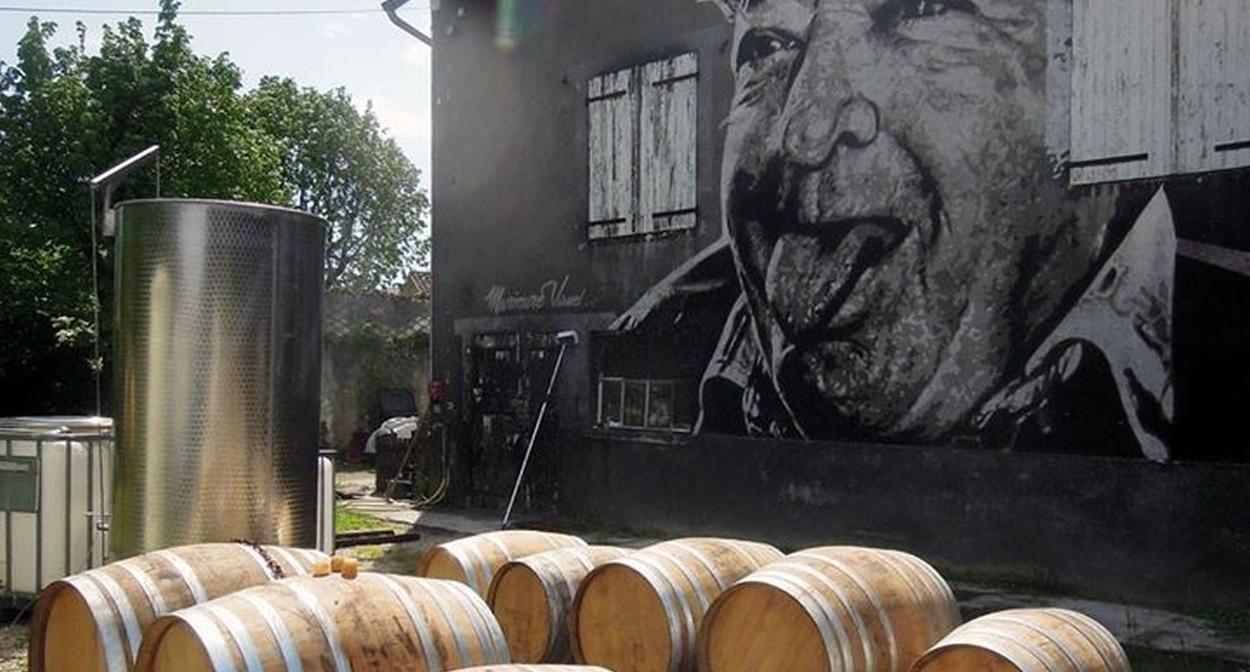 Cognac and pineaux des Charentes © Frères Moine