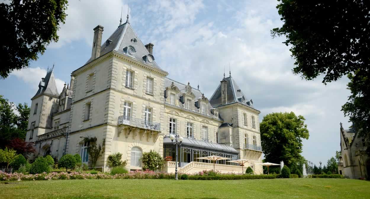 Le Château de Mirambeau © Relais & Châteaux