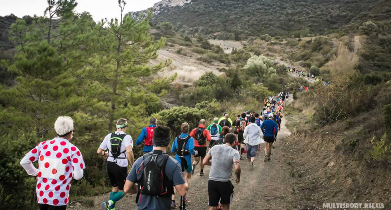 The Marathon Vertical du Vignoble © Agly-Fenouillèdes Tourisme