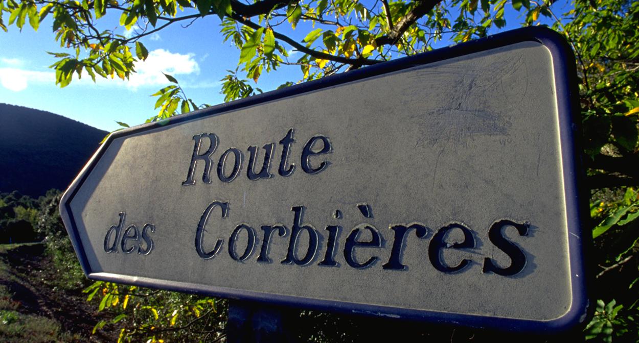 Corbières route
