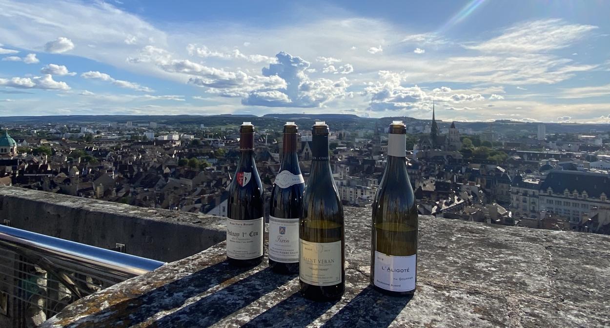 Bourgogne's wines workshop © TPLB - Katy Wrobel Schmitt