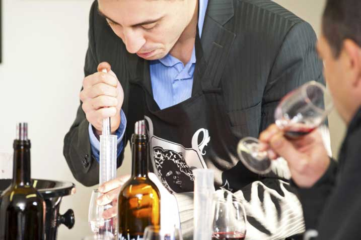 Create your wine workshop at Bernard Magrez Bordeaux ©All rights reserved