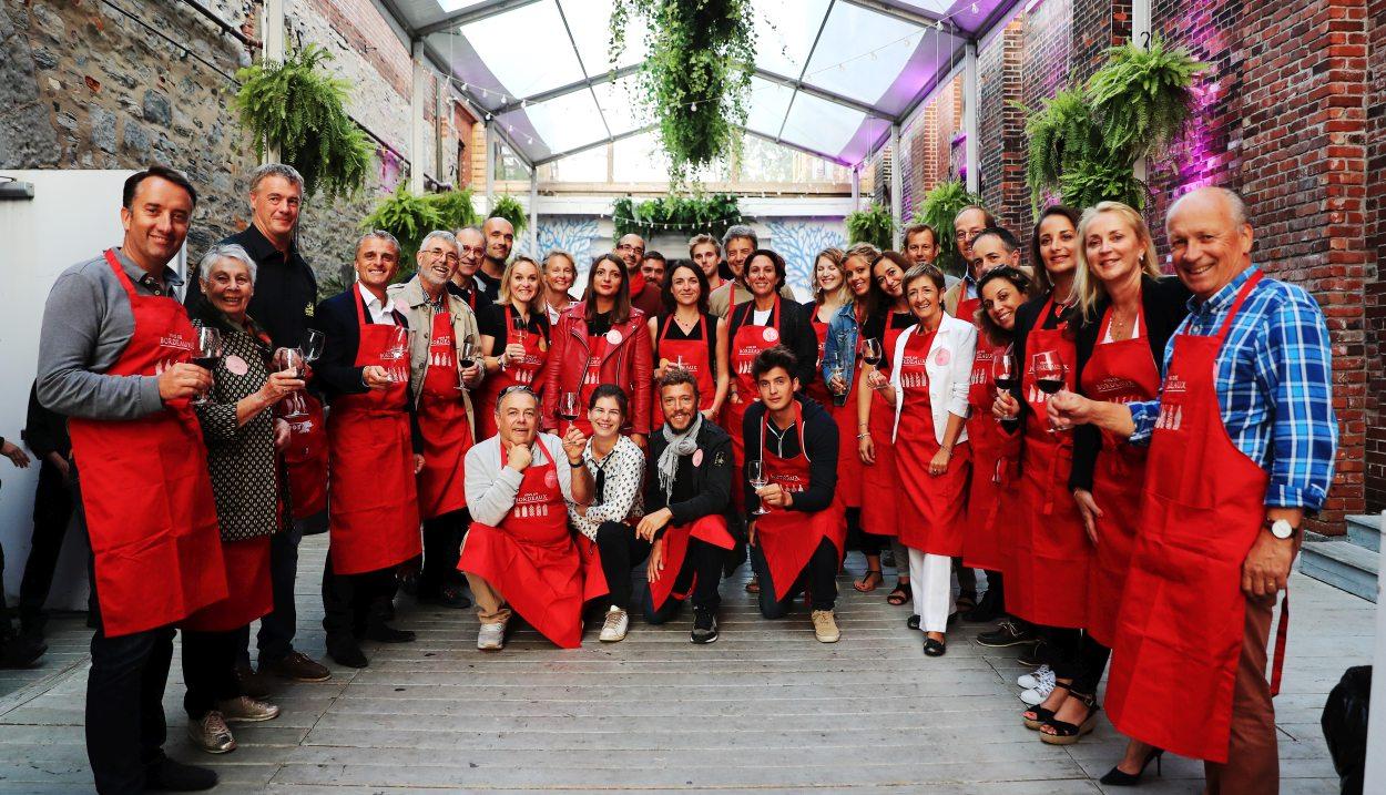 Bordeaux Fête le vin à Québec 2018 © Guillaume Bonnaud