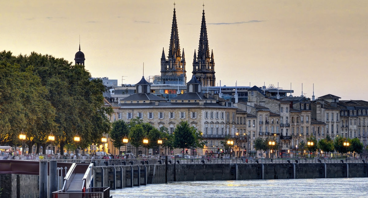 Bordeaux, capitale du vignoble © Haaghun Photographie