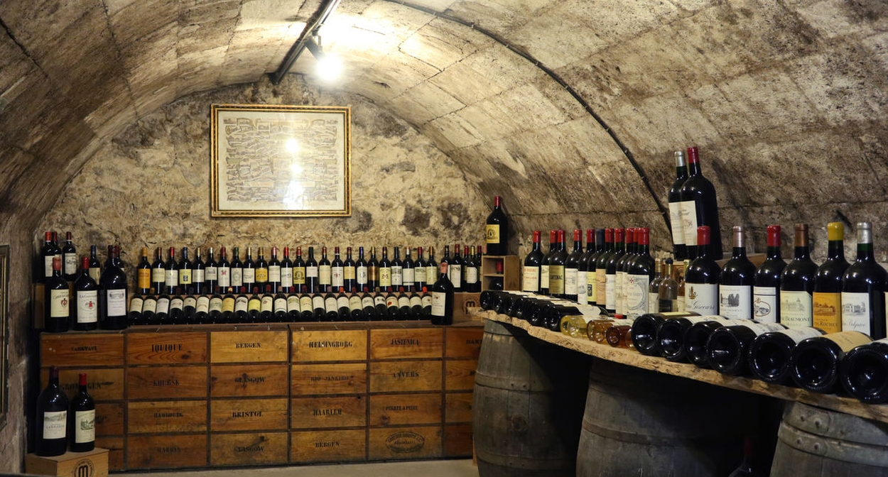 The secrets behind Bordeaux's fine wines © Loïc Graniczny