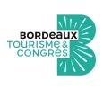 Logo Bordeaux Tourisme & Congrès