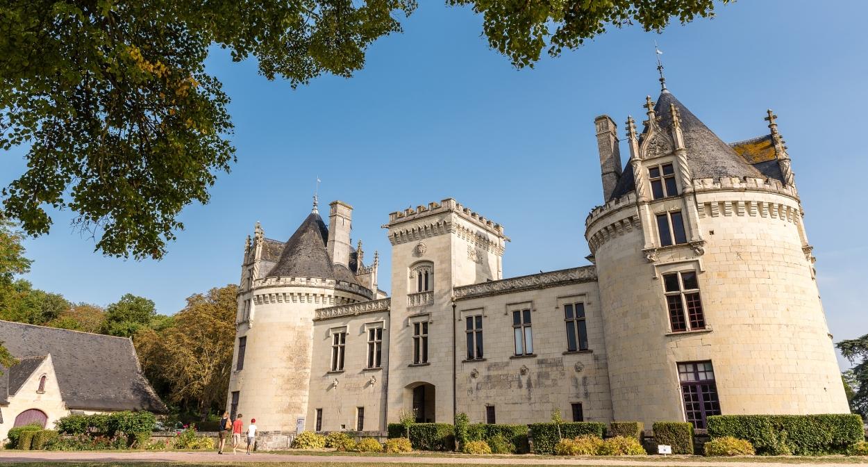 Château de Brézé © S. Gaudard