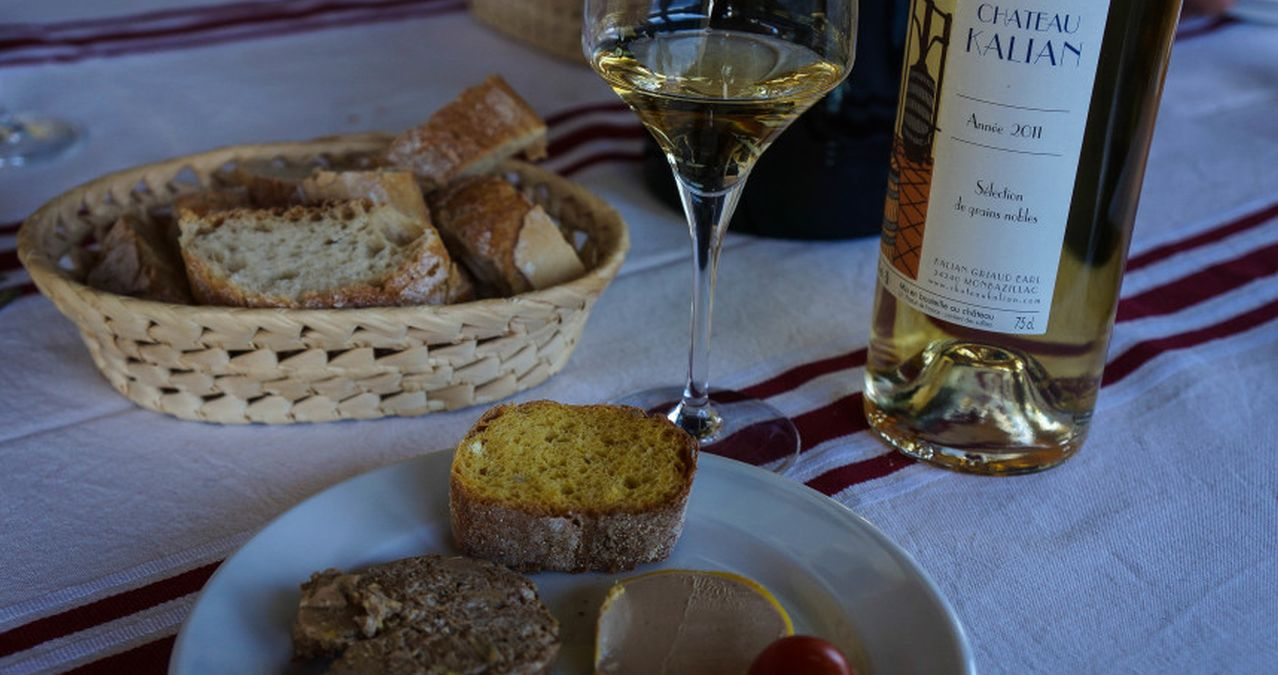 Le vignoble de Bergerac © Carol Cain