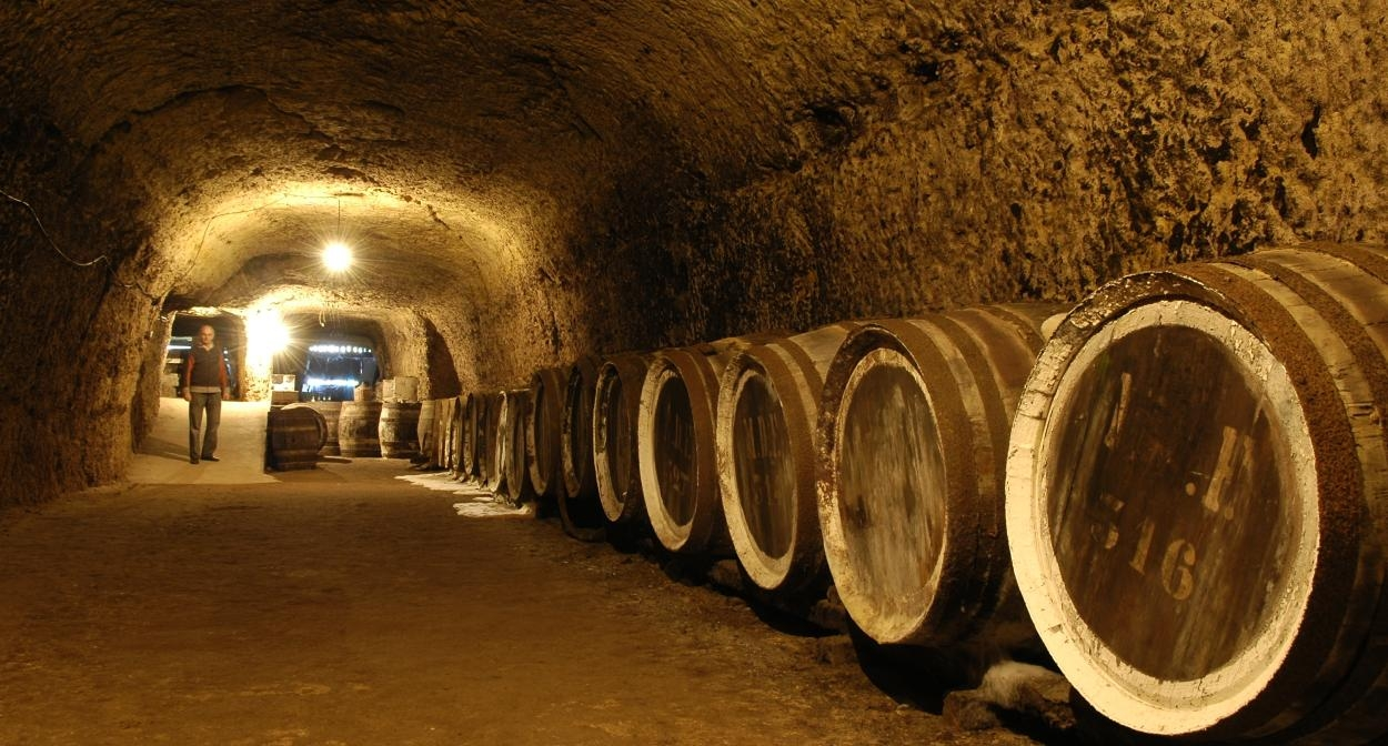 Caves_Duhard_Wine_Loire_Valley ©Caves Duhard