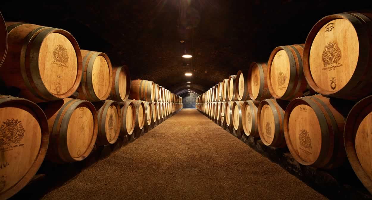 Prenez part à une dégustation de vins inédite avec notre expérience Sommelier © Château de Pommard