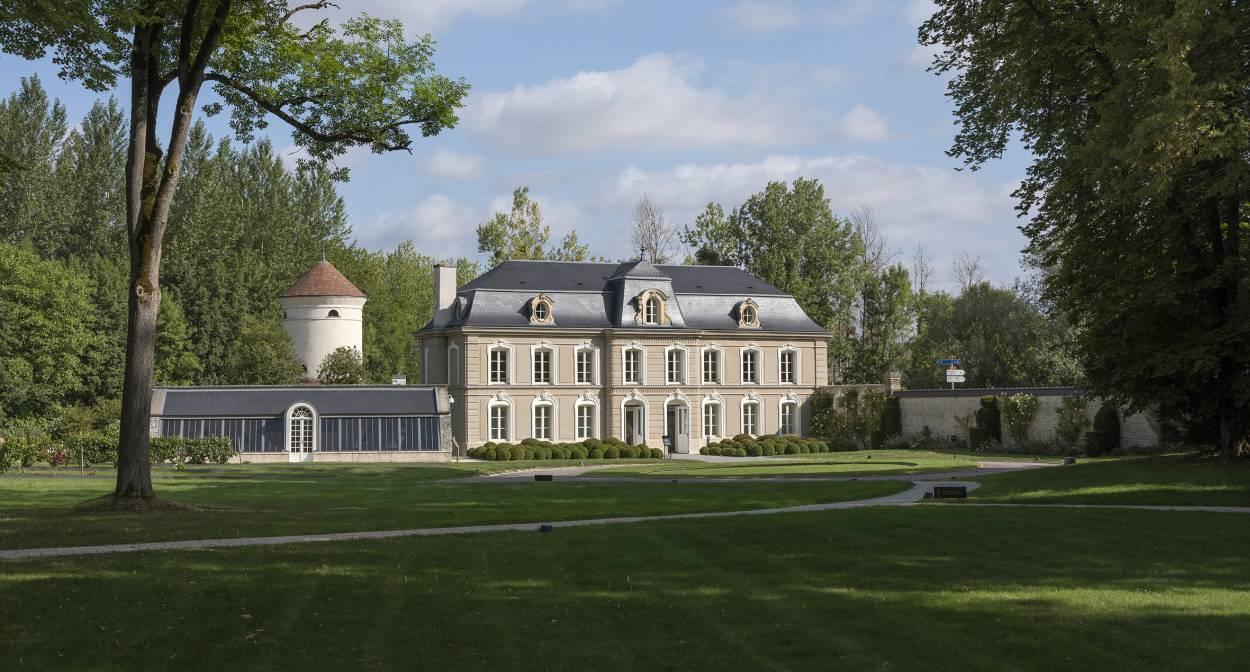 Le Manoir Devaux, maison de Champagne ©CelineClanet BD