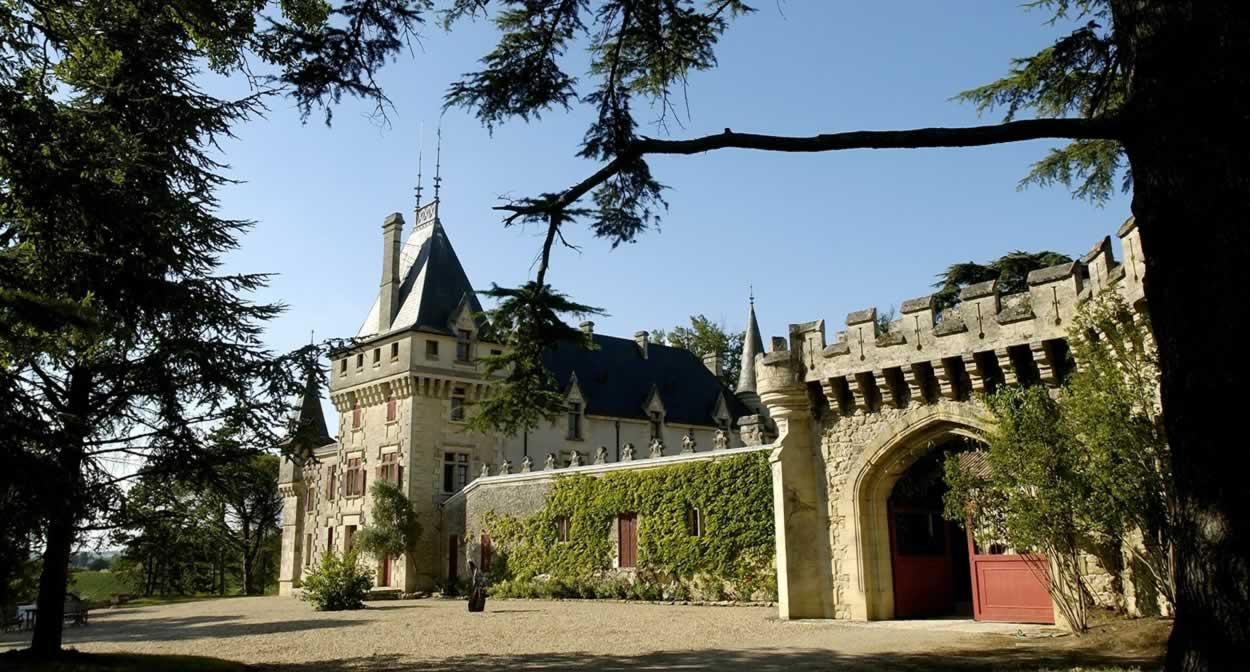 Château de Pressac © Philippe Roy