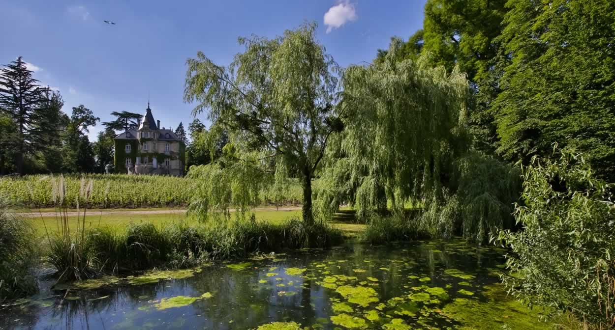 Château les Carmes Haut Brion @ Philippe Labeguerie