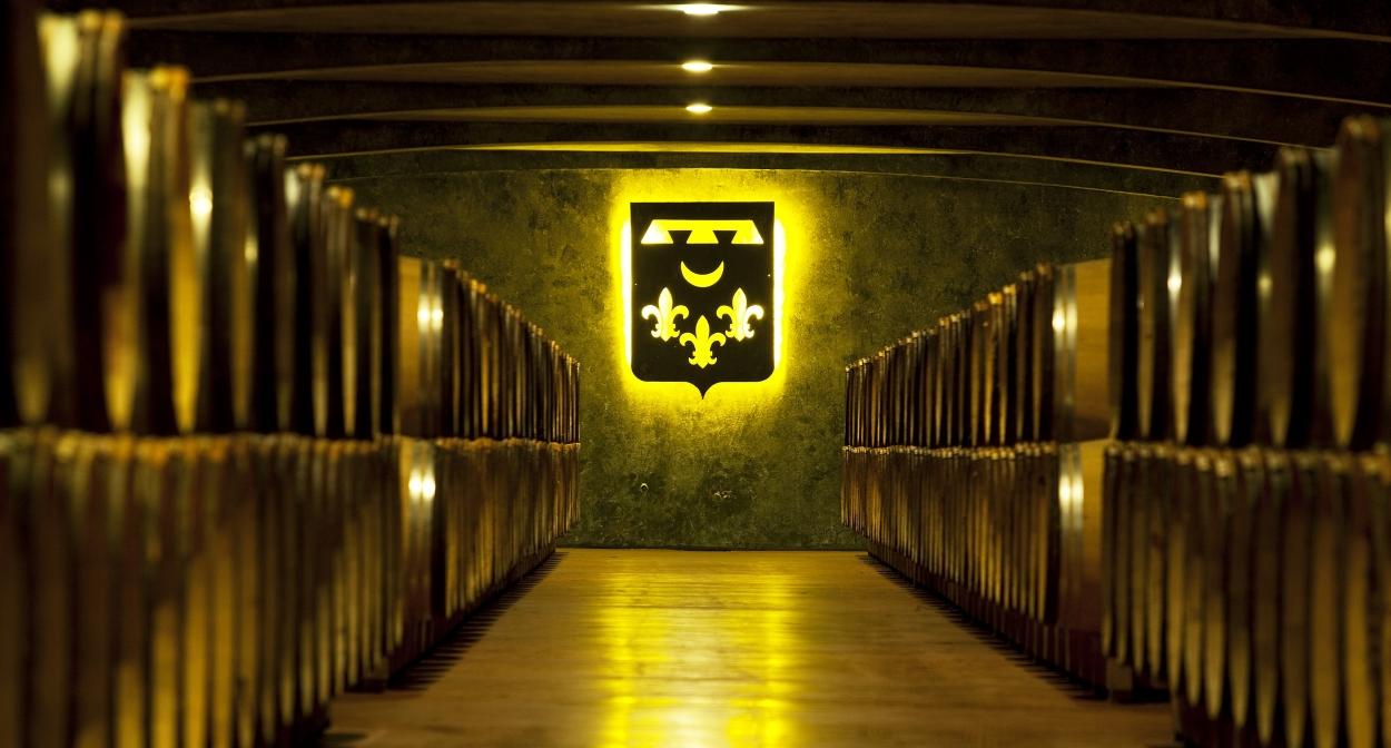 Les caves du Château Smith Haut Lafitte © MCellard
