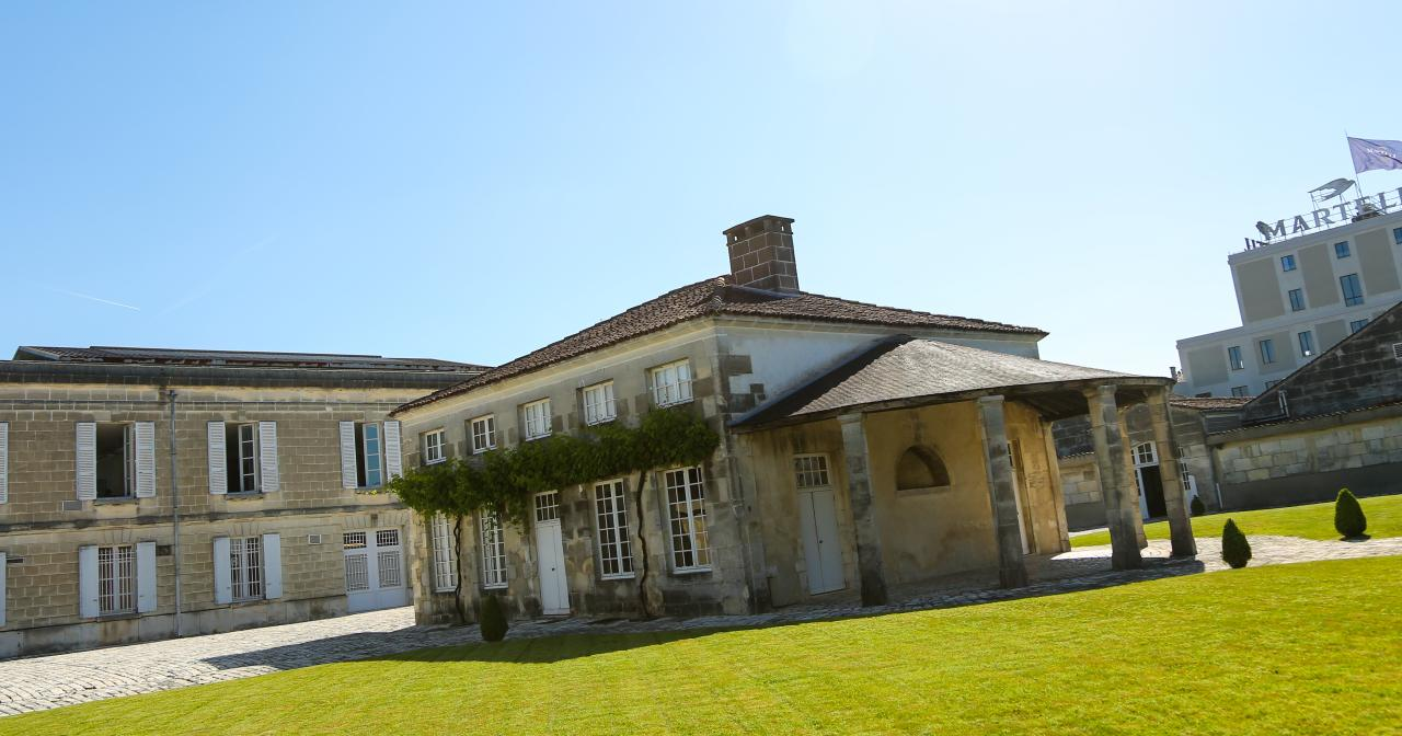 The House of Martell is opening its doors to visitors in Cognac © Maison Martell