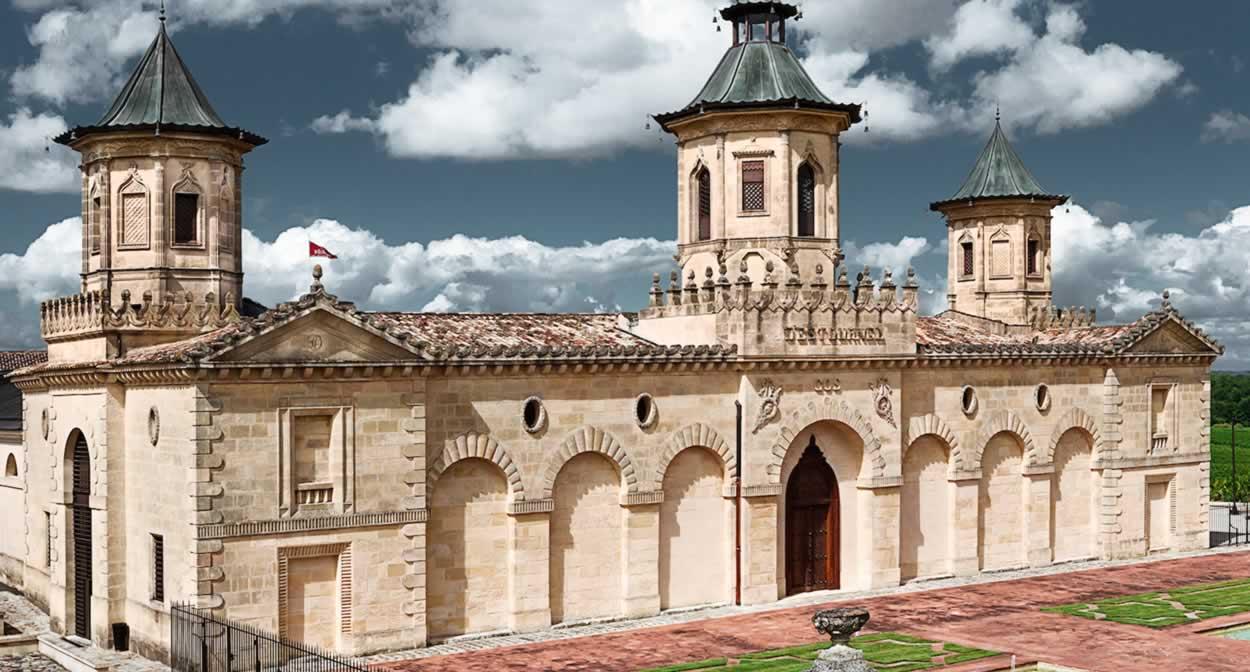 Château Cos d'Estournel © Dimitri Tolstoï