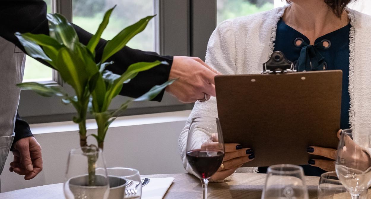Dégustations de vins au Mas Nouguier ©grandpuy