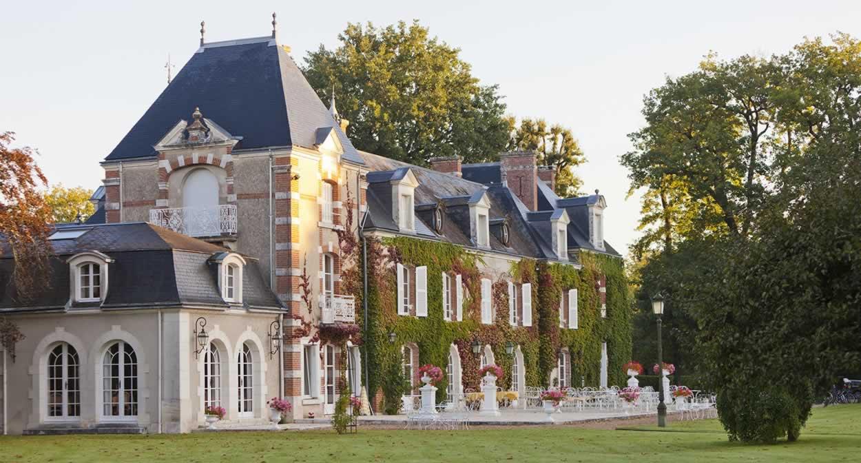 Le Domaine des Hauts de Loire, vignoble du Val de Loire © Relais & Châteaux