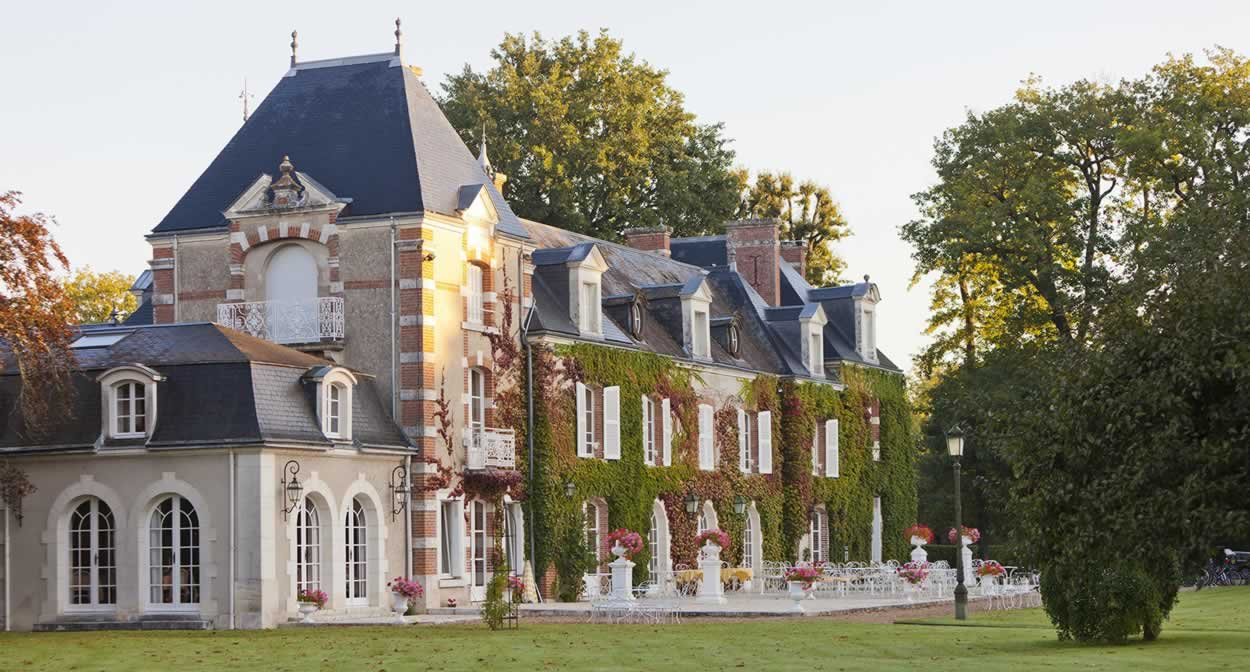 Le Domaine des Hauts de Loire, Loire Valley vineyard © Relais & Châteaux