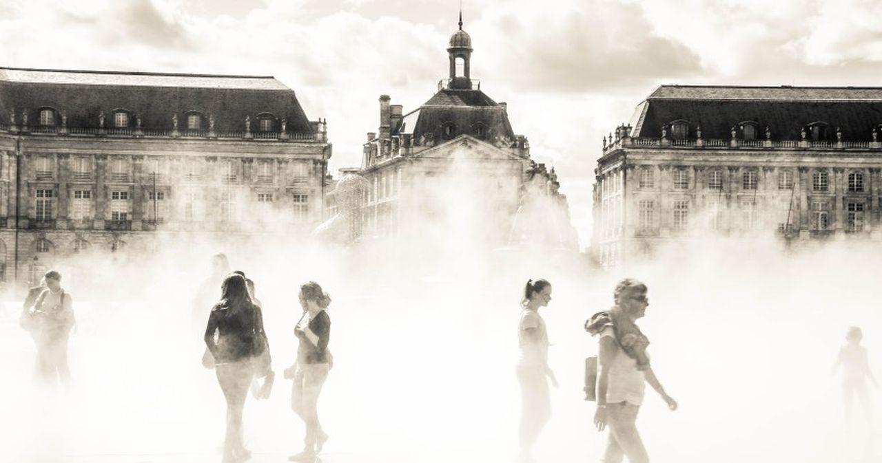 Visiting Bordeaux ©Carol Cain