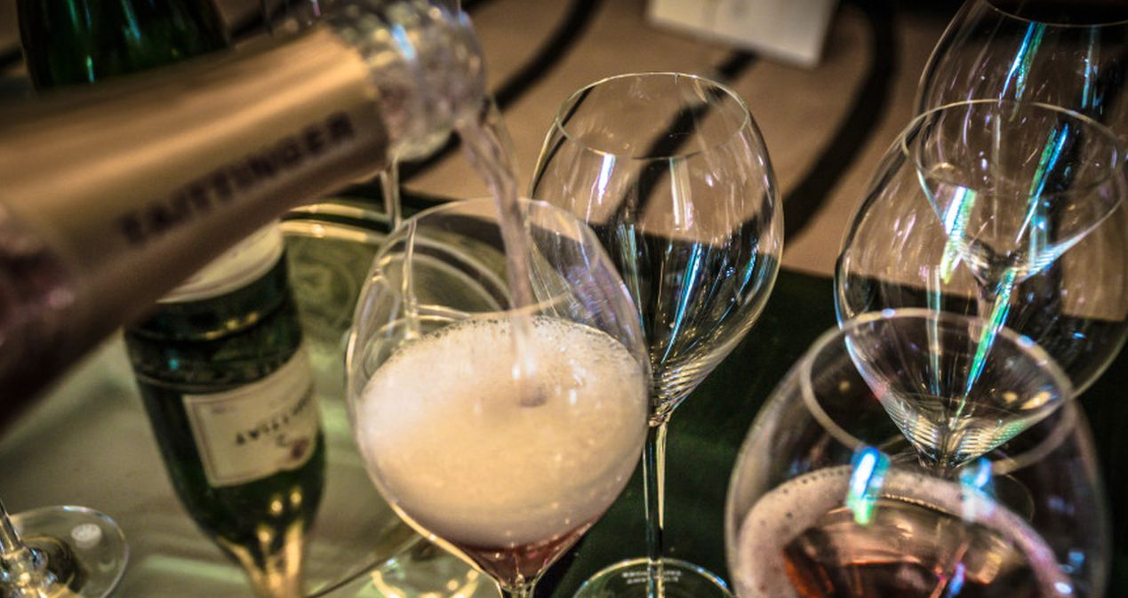 Champagne en Champagne ©Carol Cain