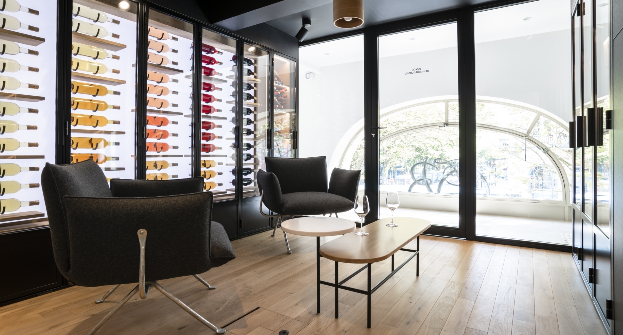 L'École du Vin de Bordeaux © Julien Fernandez