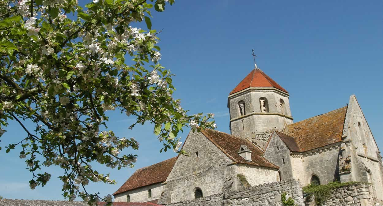 Église Saint-Gilles © M.Jolyot-Coll. ADT Marne