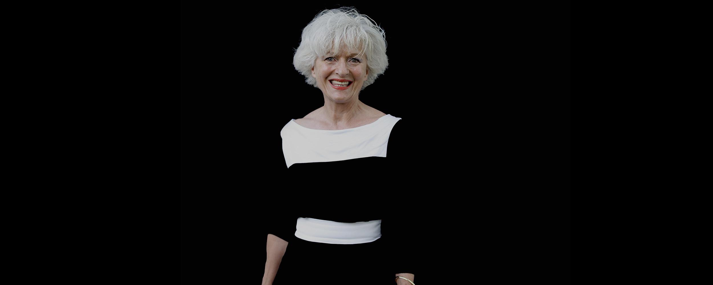 Evelyne Léard-Viboux oenologue romancière spécialiste en vin ©DR