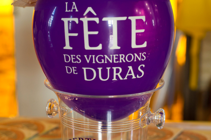 WIne festival in Duras concerts and tasting in Bergerac Aquitaine ©Victor Picon