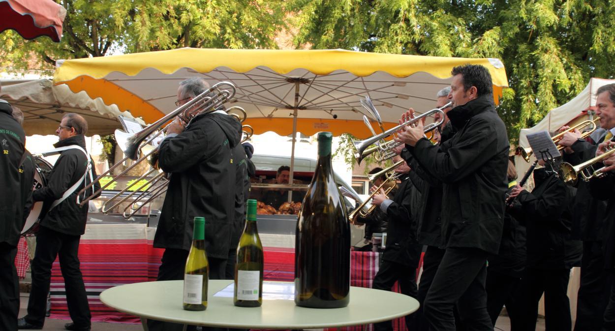 Fête des vins de Chablis, Bourgogne © Claude Blot