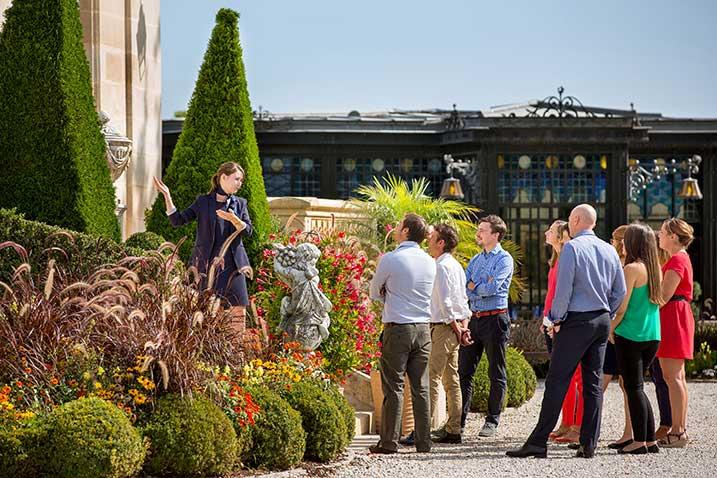 Visite cave dégustation et pique nique au chateau pape clement Bordeaux ©DR