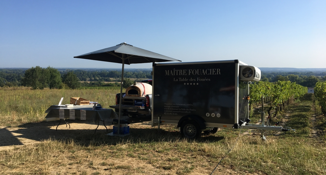 Food truck_La Table des Fouées ©VinoValley Saumur