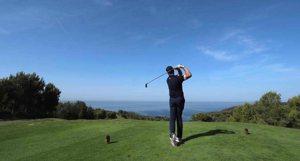 Golf Dolce Frégate Côte d'Azur © T. Honnnorat CRTSUD
