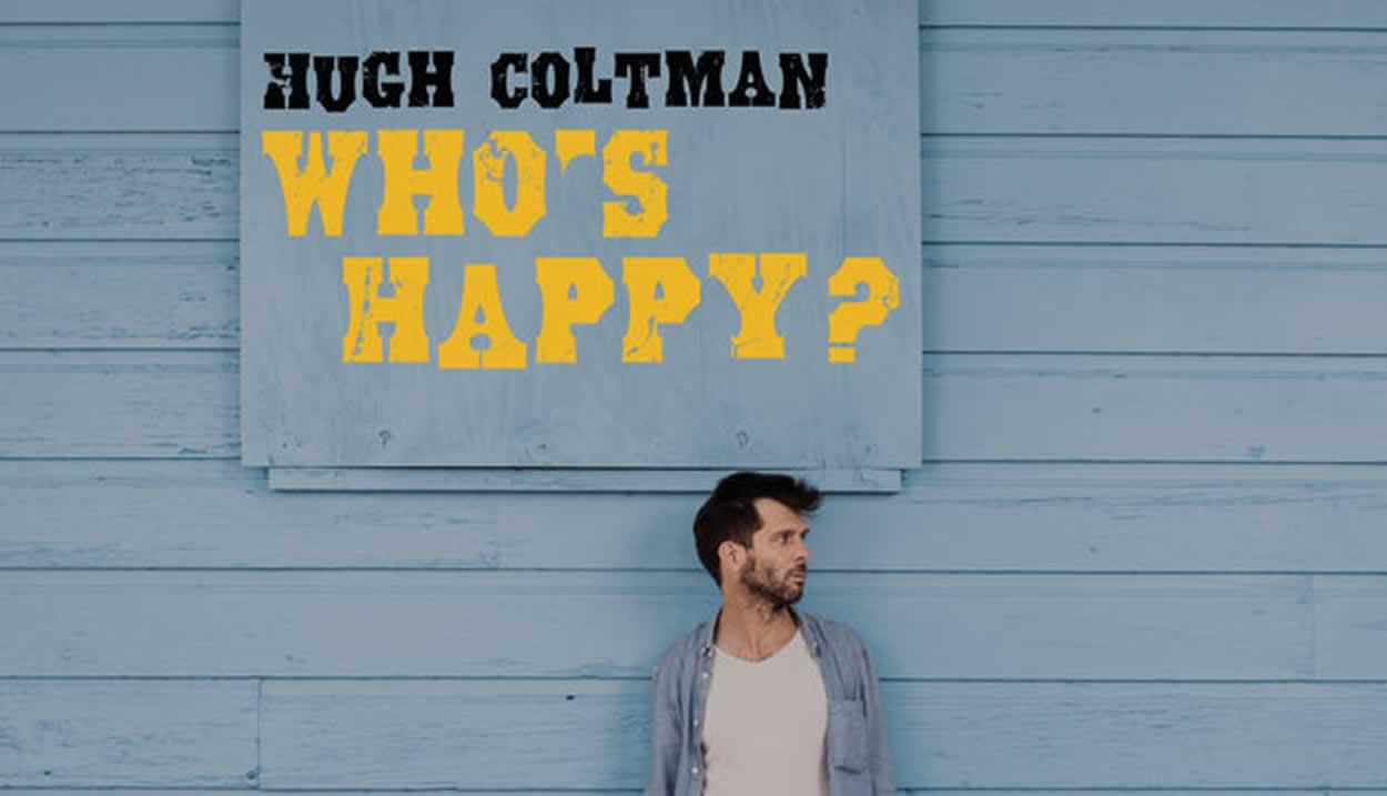 Le jazzman Hugh Coltman © Hugh Coltman Offical Website