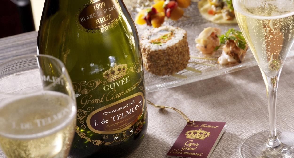 Instant presitge en Champagne©Terre de Vins