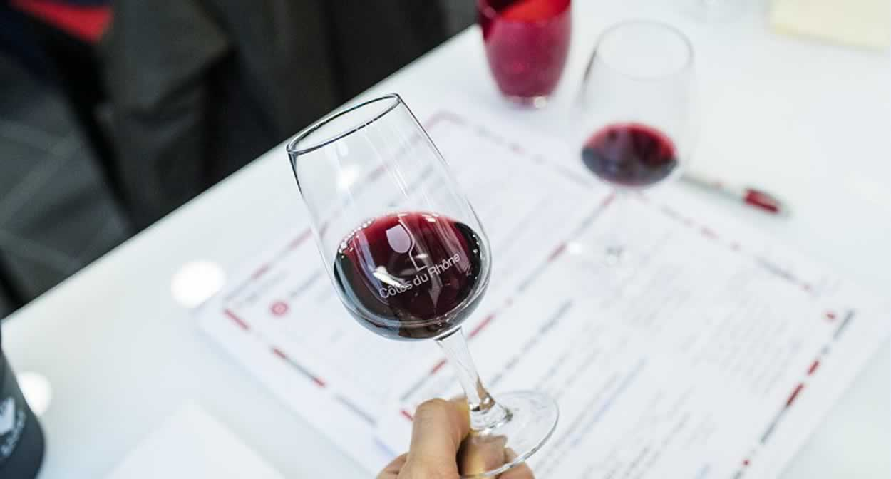 Class at the wine school ©Thomas O'Brien
