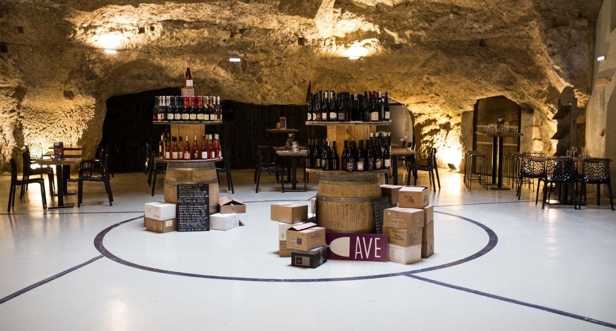 Cave à vins_VinoValley_Loire Valley ©David Delarue