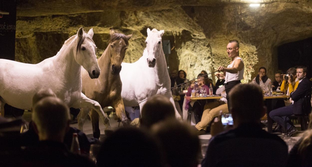 Diner_Equestre_La Table des Fouées ©David Delarue