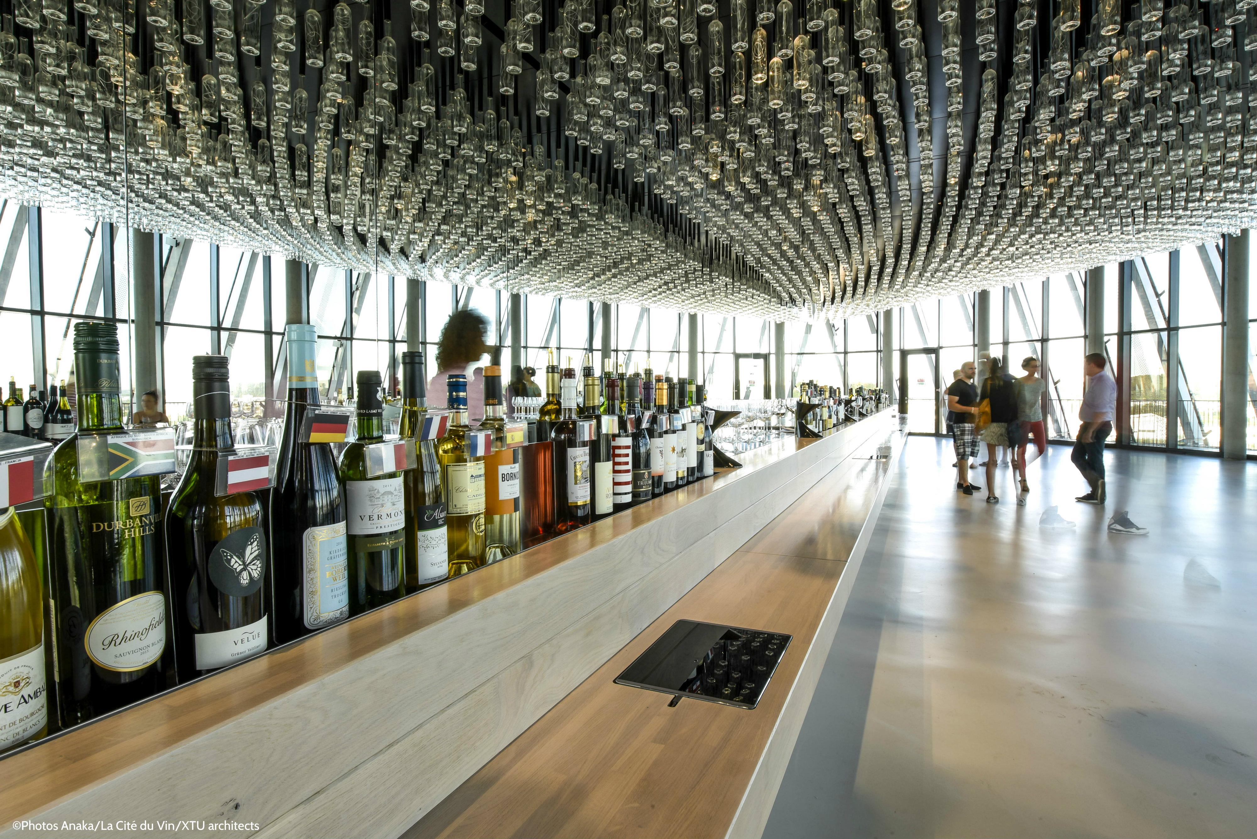 Le Belvédère Cité du Vin