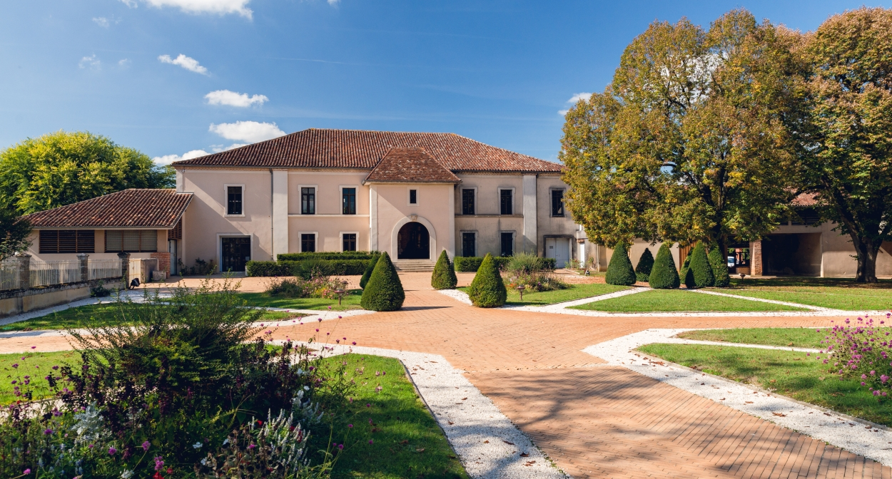 Le Domaine d'Ognoas en Nouvelle-Aquitaine © Y. Chevojon