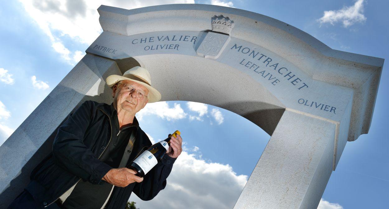 Olivier Leflaive, pionnier de l'œnotourisme en Bourgogne