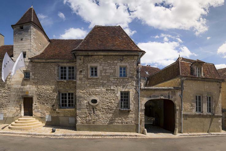Obédiencerie de Chablis vins de Bourgogne Advini Laroche ©Obédiencerie