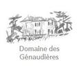 Logo - Domaine des Génaudières, Val de Loire