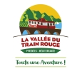 Logo La Vallée du Train Rouge