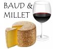 logo Baud & Millet