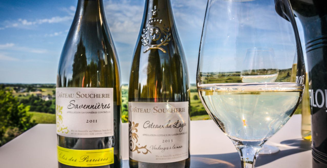 Loire Valley Wines ©Carol Cain