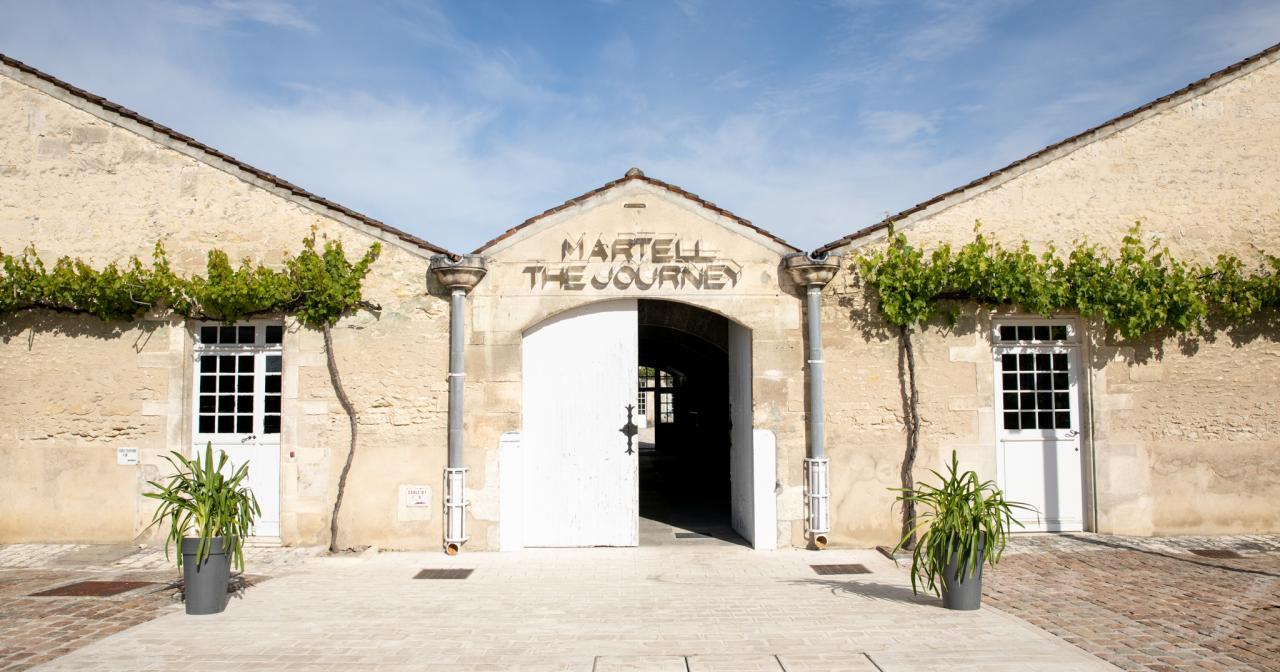 La Maison Martell vous ouvre ses portes à Cognac © Maison Martell
